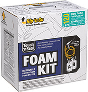 Touch 'n Seal 120 3.0 PCF Roofing Foam